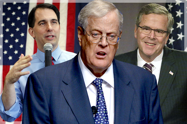 From tragedy to farce: The GOP primary shows the rapid collapse of American democracy