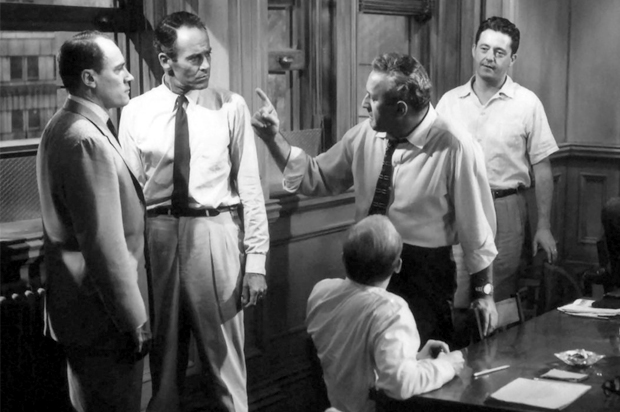 "critique of twelve angry men Twelve angry men directed by rich increase reader's ability to share, critique ""twelve angry jurors"" with a cast of men and women why do you think."