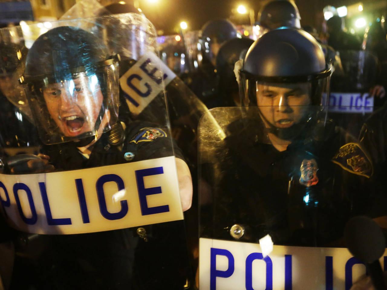 Baltimores Police Brutality Nightmare Former Officer Tweets