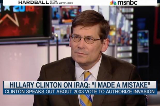 "George W. Bush's CIA briefer admits Iraq WMD ""intelligence"" was a lie"