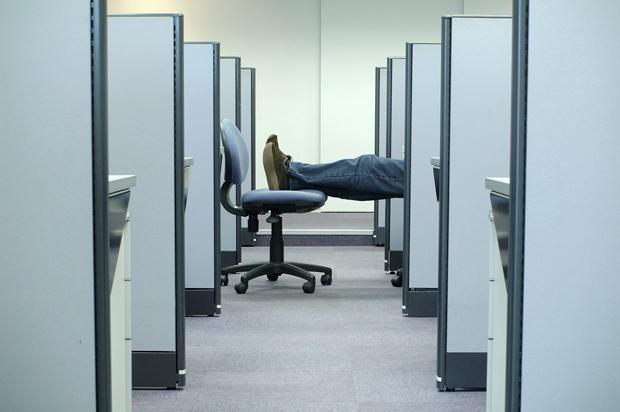 I secretly lived in my office for 500 days   Salon com