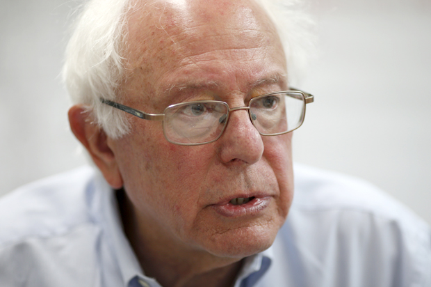 Bernie Sanders is the 1 percent's worst nightmare: How he promises to upend America's oligarchy