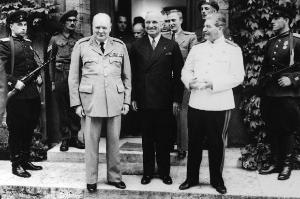 When the world was reinvented: Harry Truman, Joseph Stalin & the end of World War II