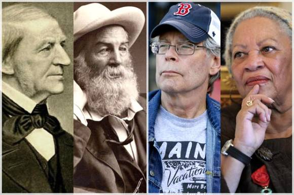 ralph waldo emerson vs walt whitman essay If ralph waldo emerson is the founding father of american literature, walt whitman is its first great statesman after self-publishing the first edition of leaves of grass in 1855, whitman sent a .