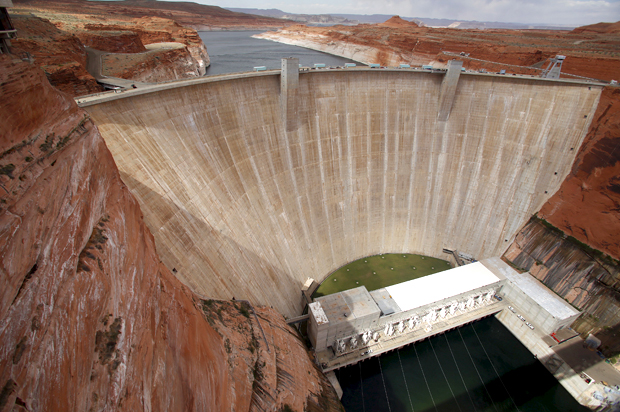 "Buy Here Pay Here Dallas >> ""The damnation of a canyon"": The Glen Canyon dam is mind ..."
