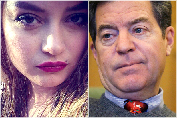 """He wants to take Kansas back into the Dark Ages"": Waitress explains why she told off Sam Brownback"