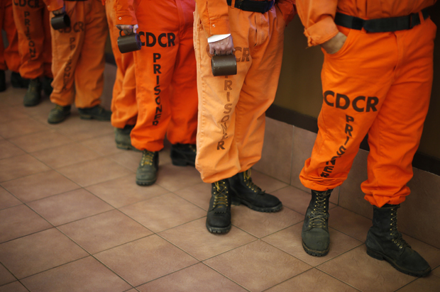 What are some arguements about the U.S. Prison - Industrial Complex?