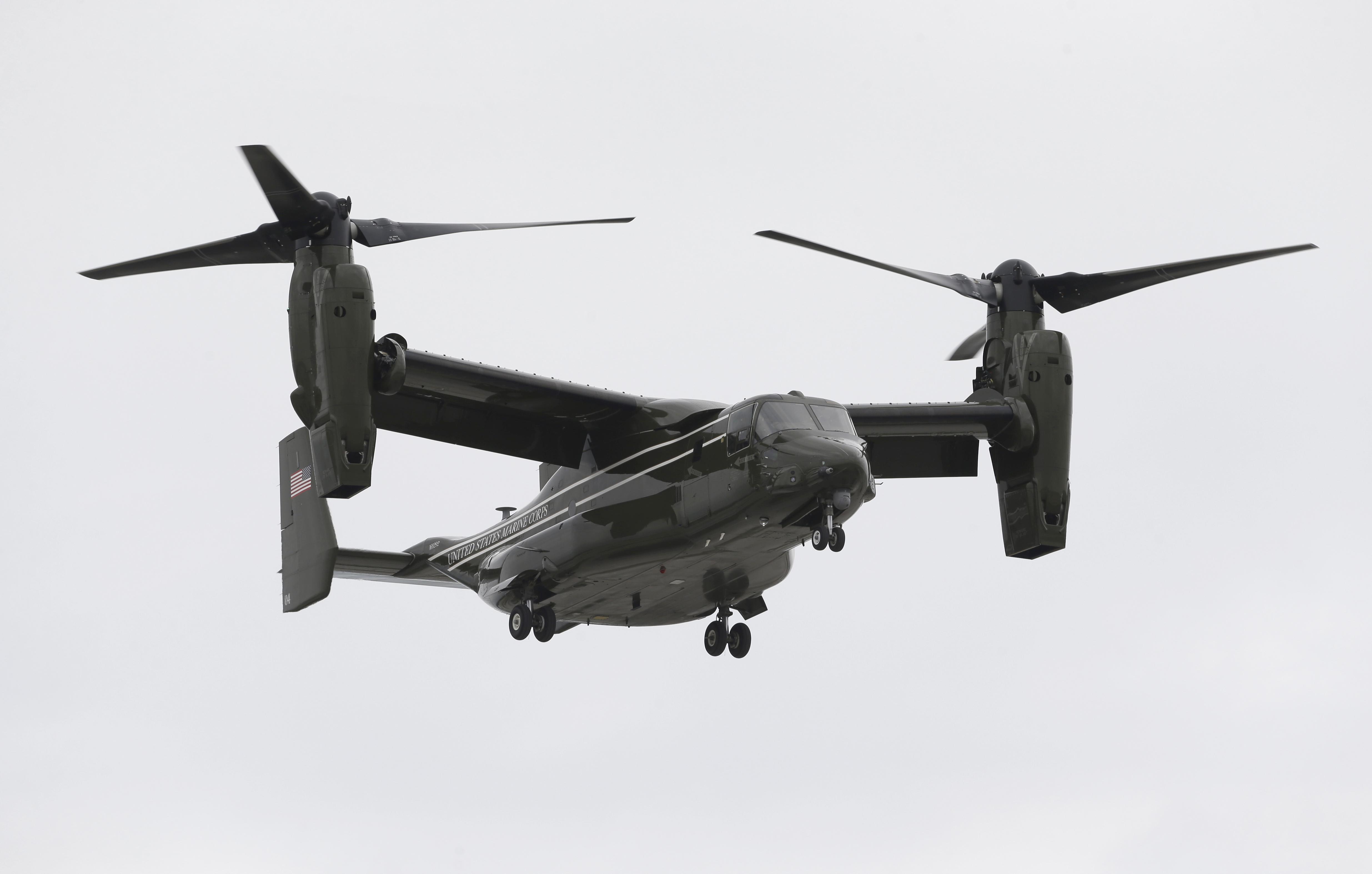 3 Marines Missing After Aviation Mishap Involving MV 22 Osprey Off Australian Coast