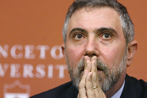 Paul Krugman slams Bernie Sanders for being as big of a demagogue as Donald Trump
