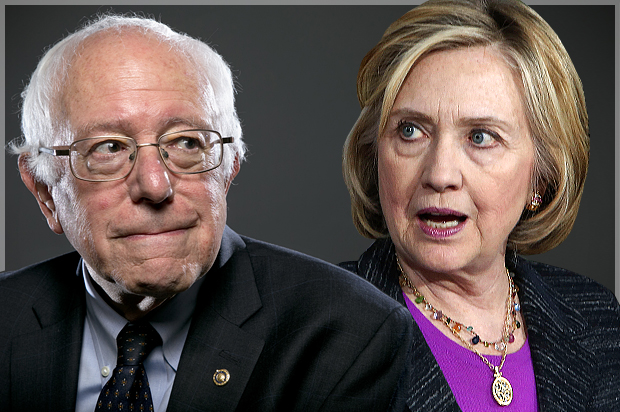 Bernie Sanders must bring it: Between GOP obfuscation and Hillary's evasions, someone needs to be serious