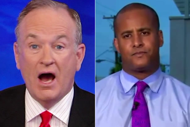 Bill O'Reilly attacks friend of deceased pastor for linking Fox News' rhetoric to Charleston massacre