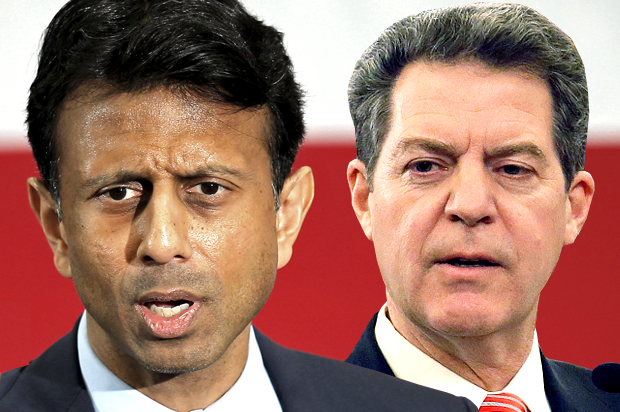 Brownback and Jindal go down in flames: America's worst governors proven bullies, liars, fools