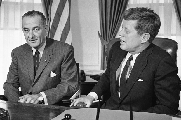 What is a good thesis statment for John F. Kennedy?