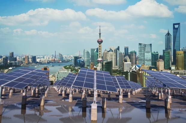 chinas plan to combat climate change essay