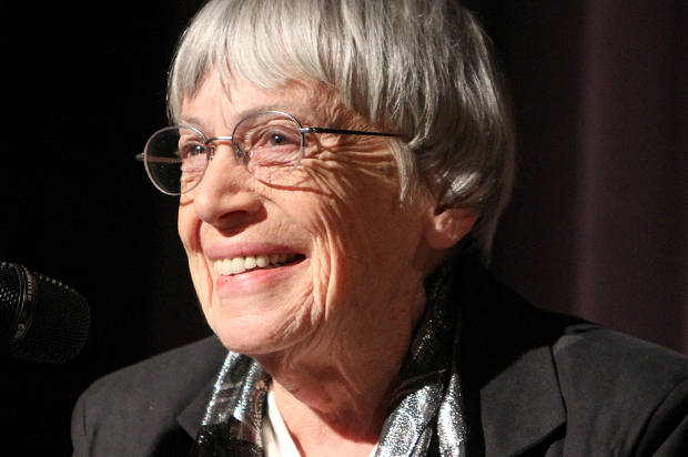 research on science fiction and ursula k le guin Ursula k le guin, author of some of the most popular science fiction and fantasy books, died monday.