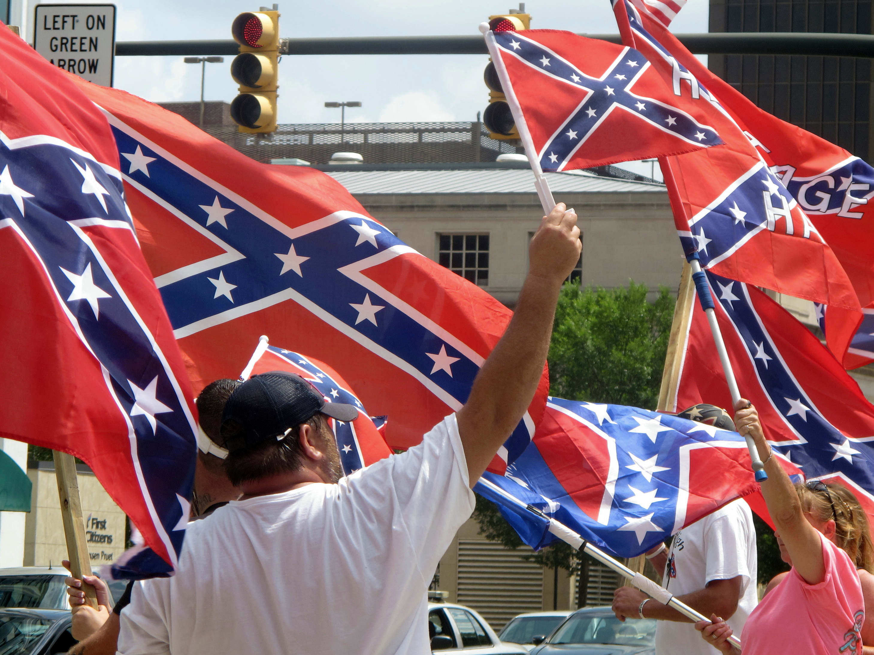 Lets make the confederate flag a hate crime it is the american lets make the confederate flag a hate crime it is the american swastika and we should recoil it from it in horror salon biocorpaavc