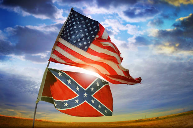 The South?