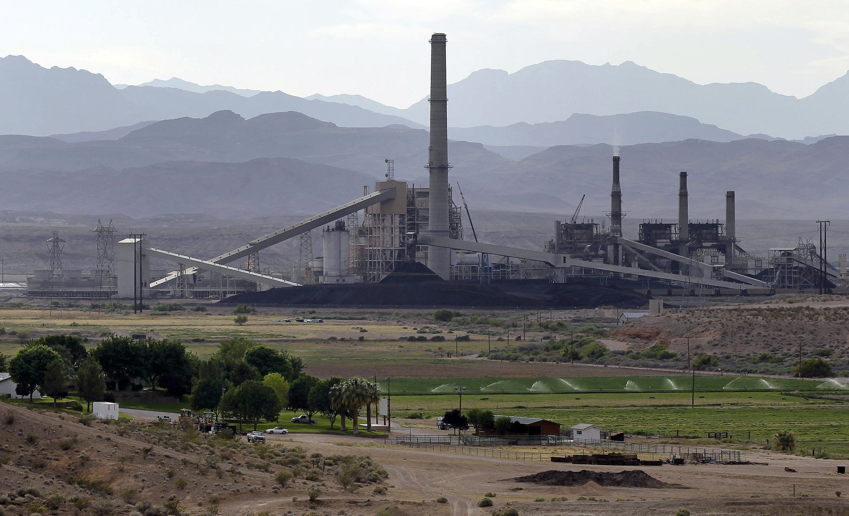 The west's largest coal plant - and seventh biggest source
