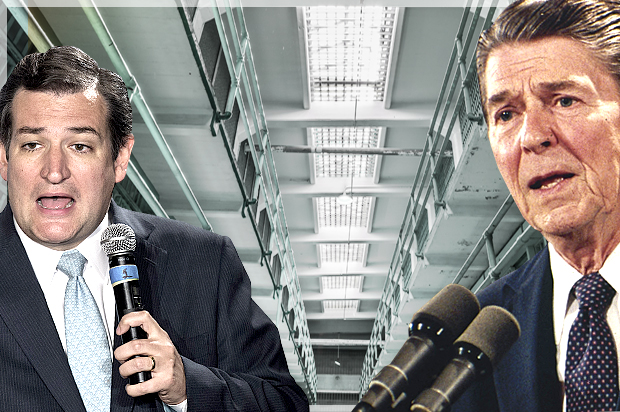 The Republican prison experiment: How the right-wing conquest of the GOP altered political reality