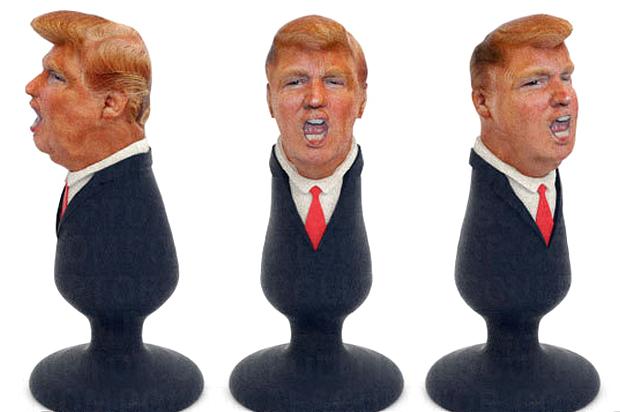 Donald Trump Butt Plug