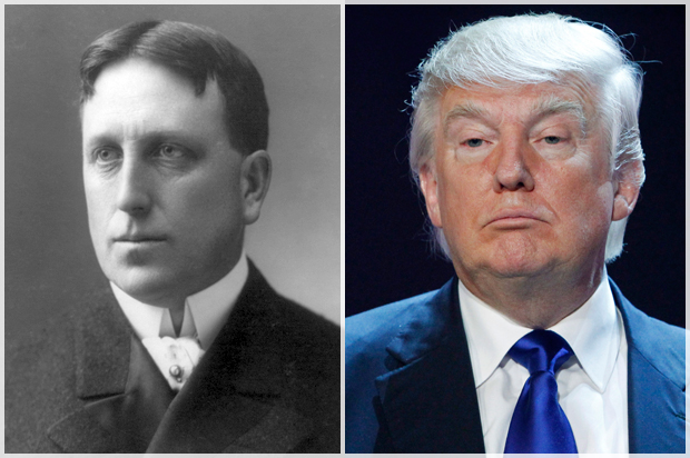 citizen hearst a comparison of william Citizen trump didn't come out of nowhere  in contrast, william randolph  hearst accumulated for himself, was stridently anti-labor and had.