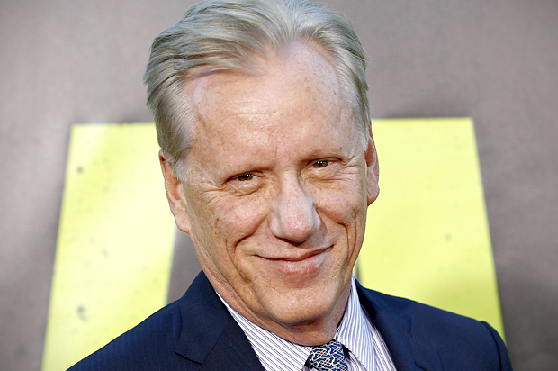 James Woods has filed ...