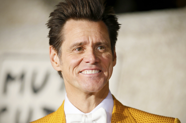 Jim Carrey leads Calif... Jim Carrey