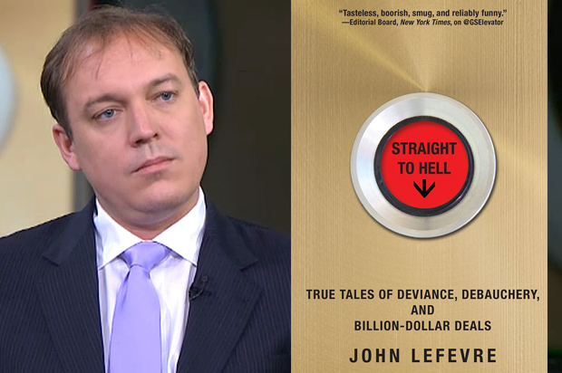 How I f***ed Morgan Stanley: Deviance and debauchery of the 1 percent