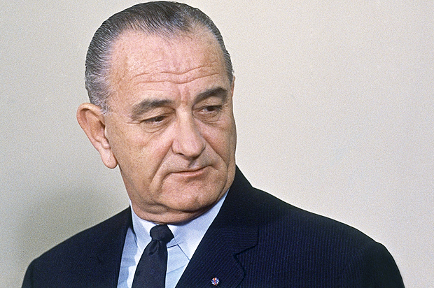 The LBJ comparison: Why every politician poses as Lyndon Johnson.