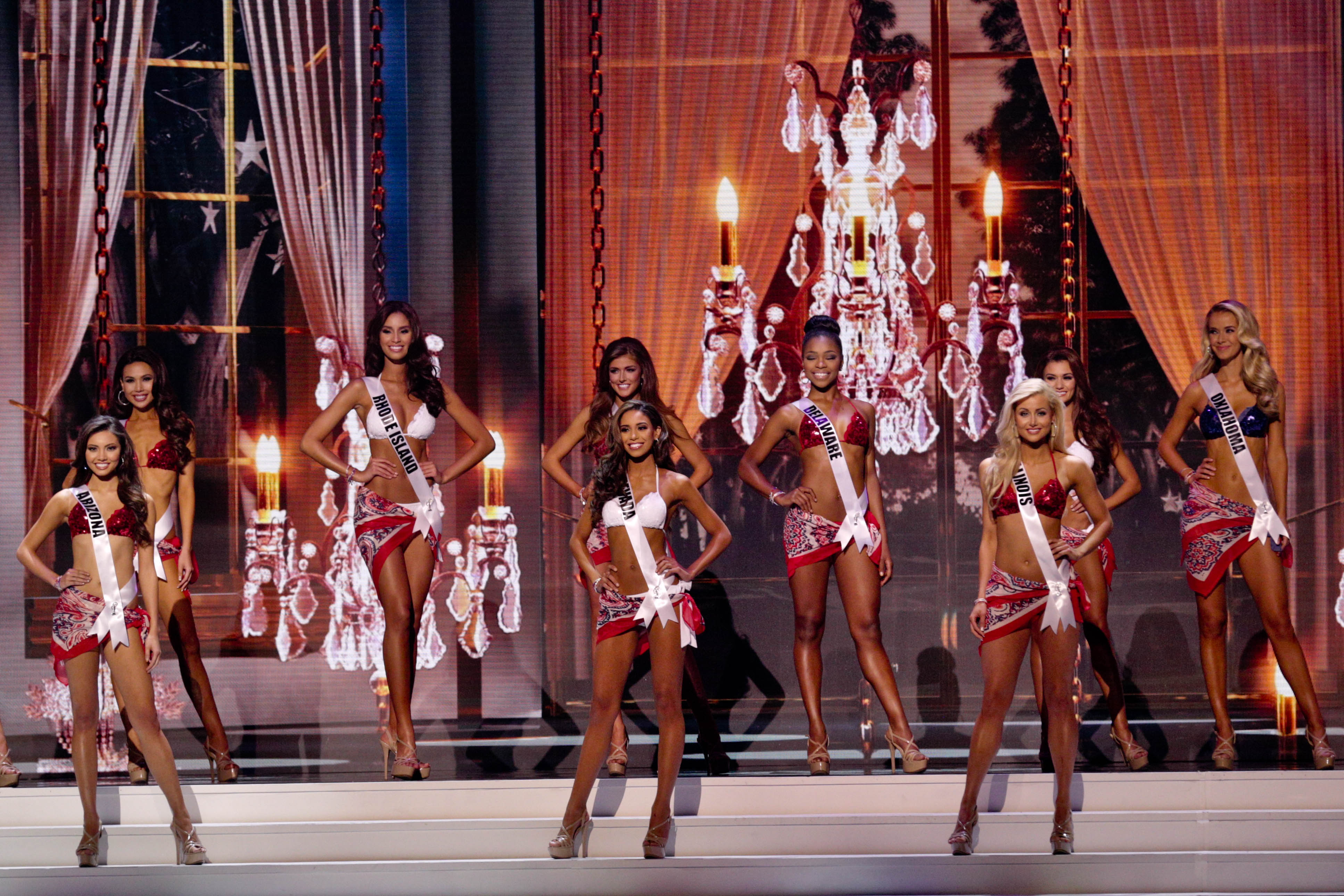 Women Shaming And Race Issues At Miss Usa A Pageant Designed To Embarrass Women And Make Them Go Viral Salon Com