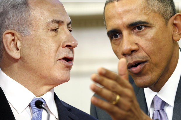 """I already saw fire in Netanyahu's eyes"": Behind the scenes with Bibi and Obama"