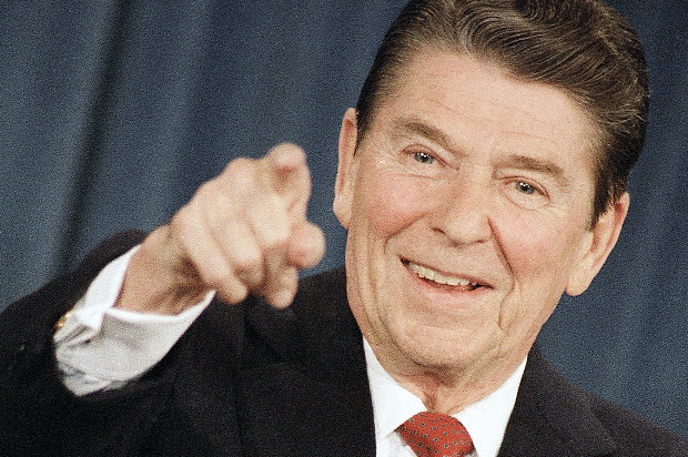 the age of american military power in the administration of president ronald reagan See more ideas about nancy reagan, ronald reagan and american  president reagan respecting the military  former u president ronald reagan dies at age.
