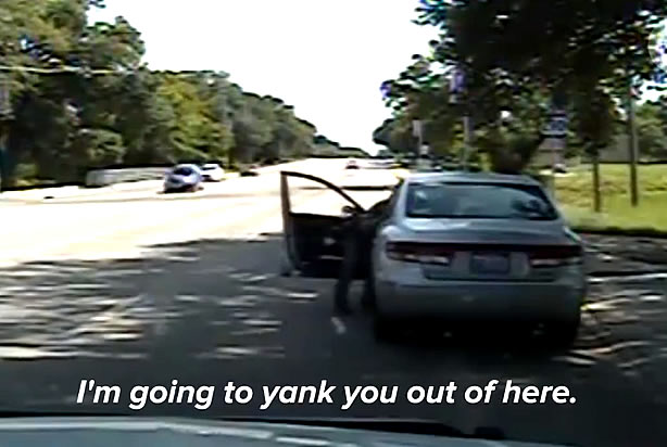 "Dashcam video of Sandra Bland's arrest was clearly edited says ""Selma""  director Ava DuVernay"