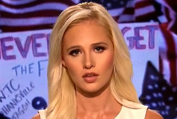 Tomi Lahren S Former Colleagues At The Blaze Turn On Her Glenn Beck Fired Her Because She Was Difficult To Work With Salon Com Tomi lahren and brandon fricke got engaged in june 2019. glenn beck fired her because she