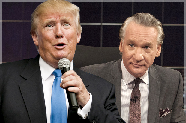 the donald u0026 39 s crossed the line  even bill maher is appalled