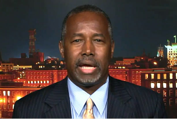 Ben Carson's chilling God complex: The commencement speech ...
