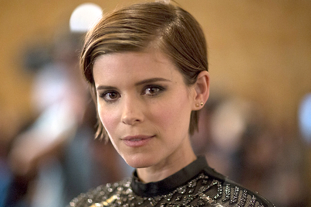 """Kate Mara fends off sexist comments in """"Fantastic Four ..."""