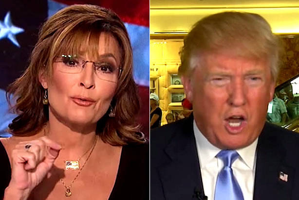 """Sarah Palin and Donald Trump whine about """"gotcha"""" journalism in inane interview straight out of """"Idiocracy"""""""