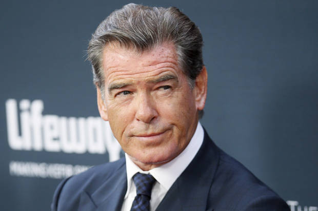pierce brosnan 2017