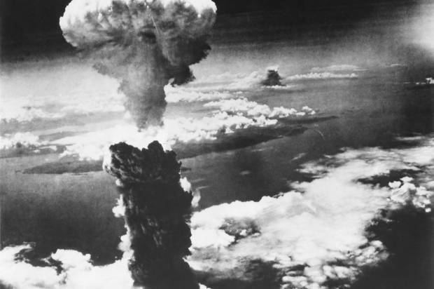 """Most of Nagasaki's residents had no warning"":  The day we dropped the bomb"