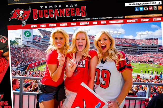 3c34c03d NFL team mansplains football to female fans with