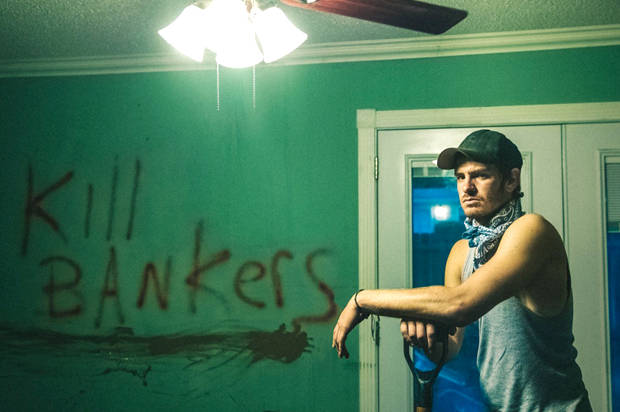 "Sinister visions of America in crisis: Hollywood finally gets foreclosures right in ""99 Homes"""