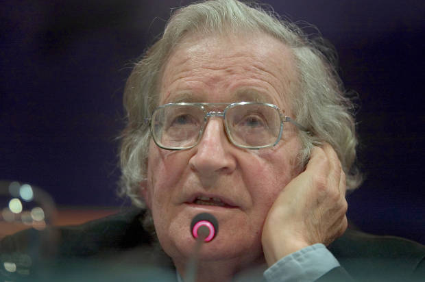 Noam Chomsky: The GOP is a threat to human survival