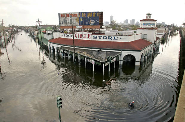hurricane katrina a natural disaster Hurricane katrina's aftermath: from natural disaster to national humiliation by world socialist web site editorial board 2 september 2005.