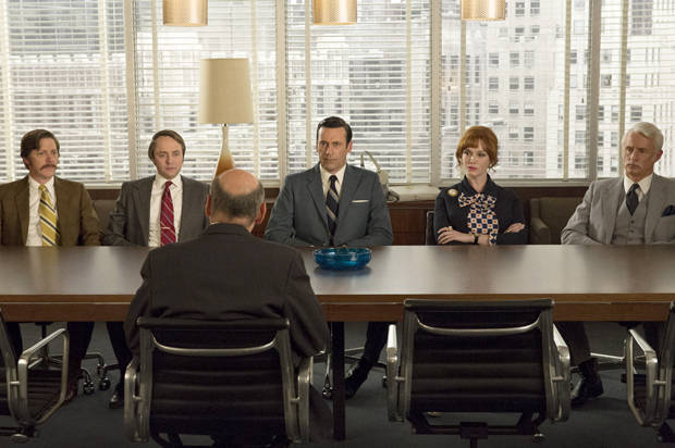 "mad men salon com why we loved the men and women of ""mad men"" ""they re the only characters in television history who are 100 percent consistent in their behavior"""