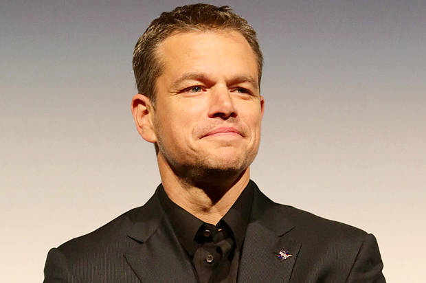 Matt Damon says gay ac...