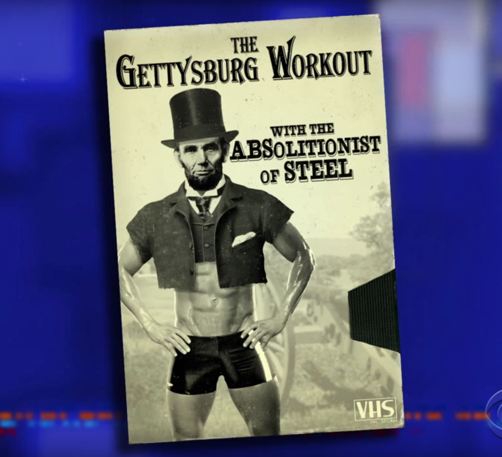 The Gettysburg Workout