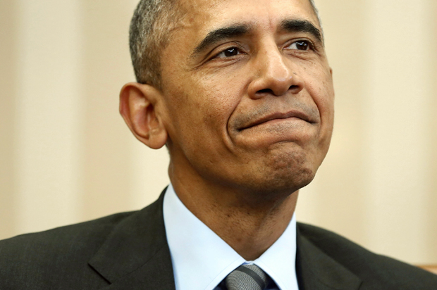 Obama calls voter fraud claims 'fake news'