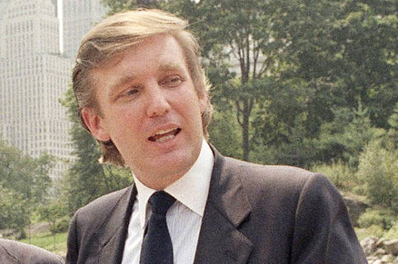 My awful date with Donald Trump: The real story of a ...