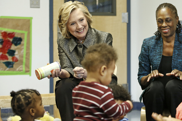 Hillary Clinton Often Boasts About Helping Children But She Betrayed Them As First Lady Salon